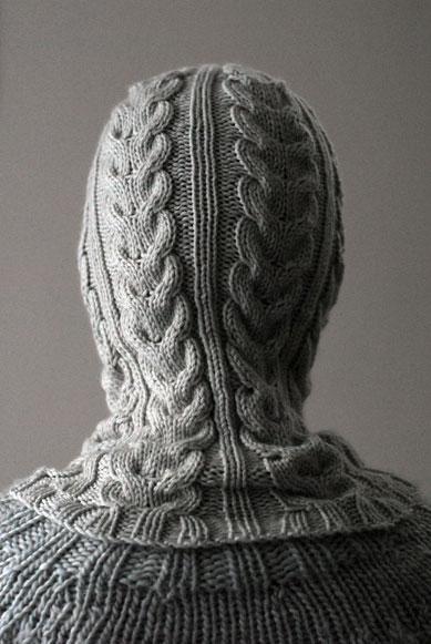 Balaclava Knitting Pattern 2 Needles : knitting neels   FO: Balaclava