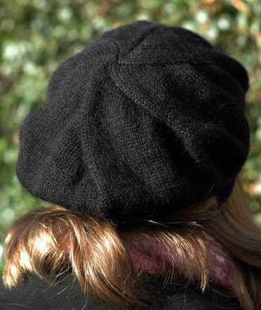 Knitting Neels Beret Easy