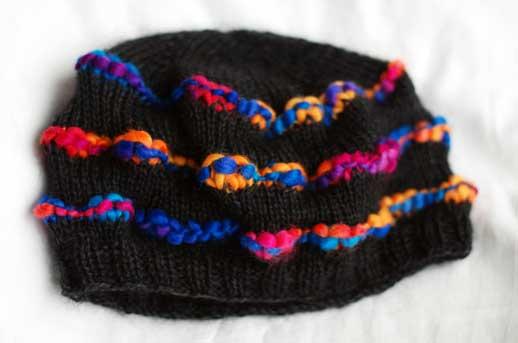 Colinette Point 5 hat
