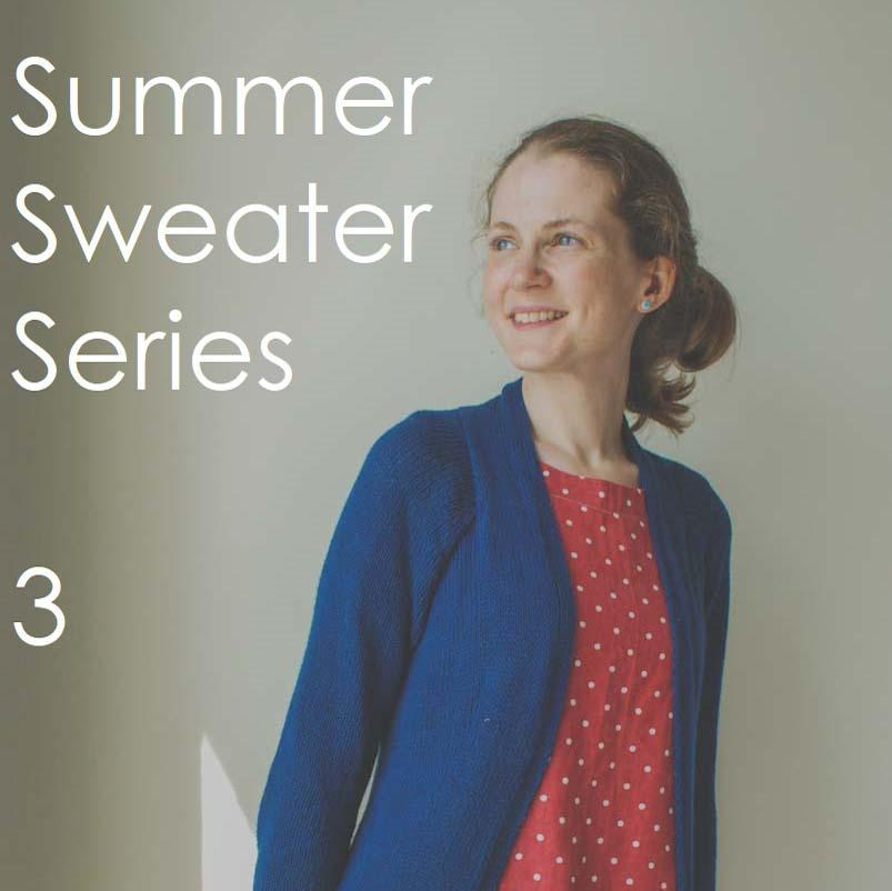 Summer Sweater Series 3: Long Abria