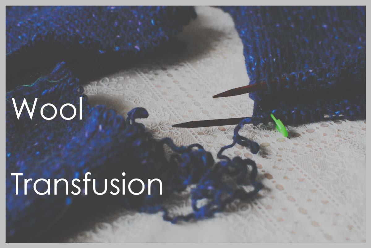 Wool Transfusion